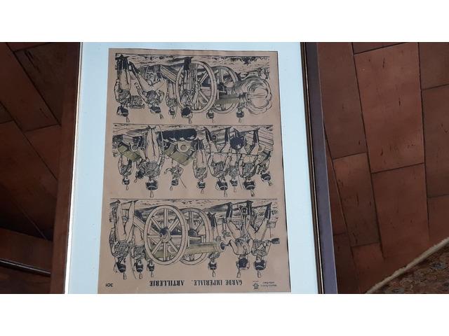 Riproduzione litografica N.301 Jarville-Nancy