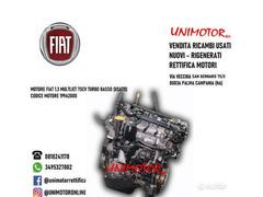 MOTORE FIAT 1.3 MULTIJET 75CV TURBO BASSO (USATO)