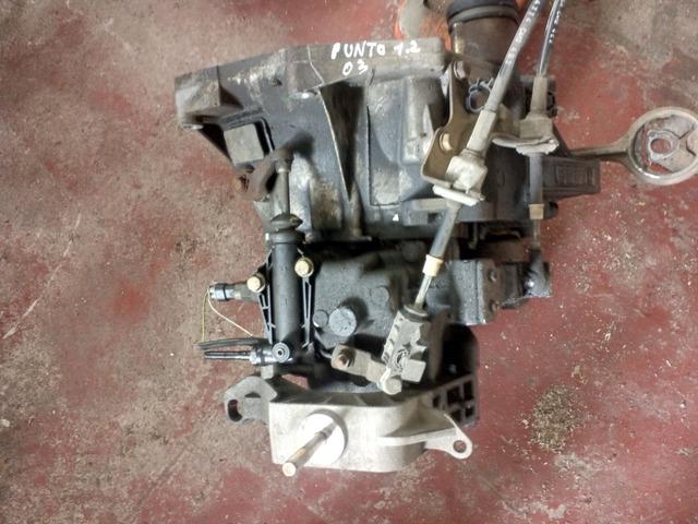 Cambio Fiat Punto 1.2 benzina 8 valvole 2003
