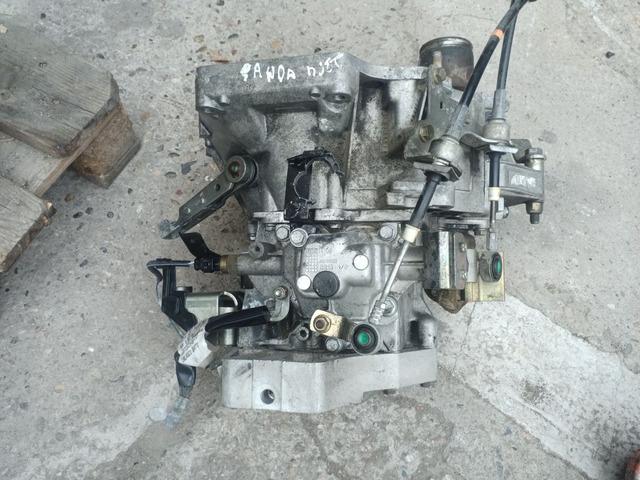 "Cambio Fiat Panda 1300 Multijet ""06"