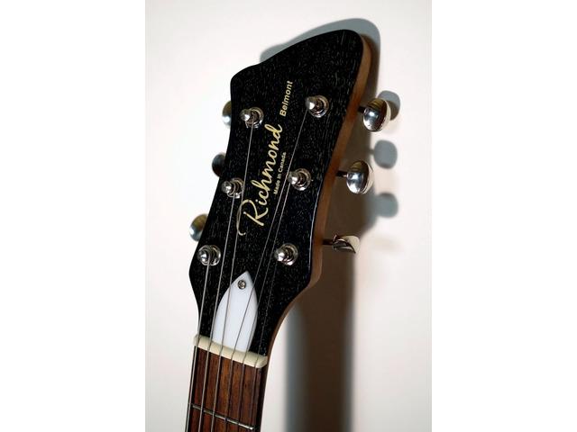Chitarra elettrica Godin Richmond Belmont - 4/7