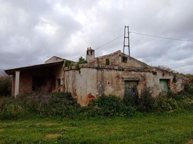 Alghero agro rustico con progetto approvato per ricostruzione !!!