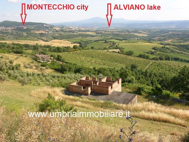 Rif. 114 casale a Montecchio di Terni