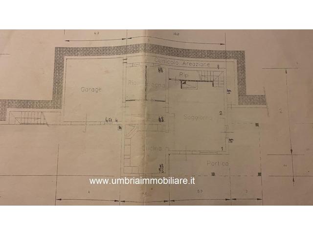 Rif. 114 casale a Montecchio di Terni - 9/10