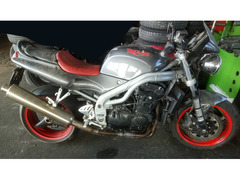 Pezzi per Triumph Speed Triple 955i T509 anno 2000