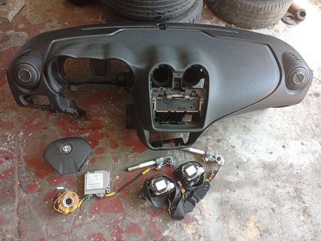 Kit airbag frontali Alfa Romeo Mito