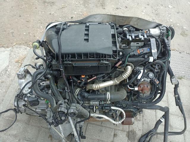 Motore Peugeot / Citroen HDI anno 2016 BH01 - 2/4