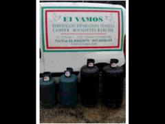 "Bombole Gas uso domestico ""LIGUIGAS"""