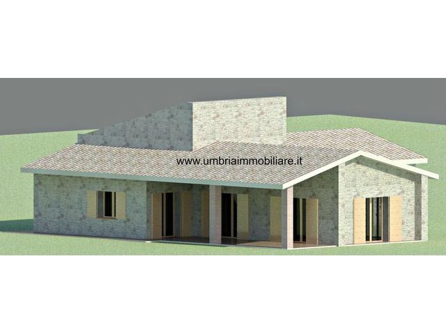 Rif. 430 terreno edificabile a San Terenziano di Gualdo Cattaneo - 5/6