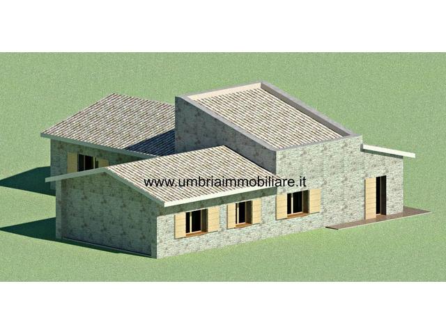 Rif. 430 terreno edificabile a San Terenziano di Gualdo Cattaneo - 6/6
