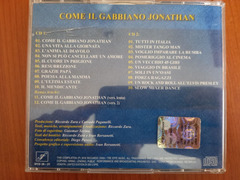 Riccardo Zara- Come il gabbiano Jonathan- CD - 2