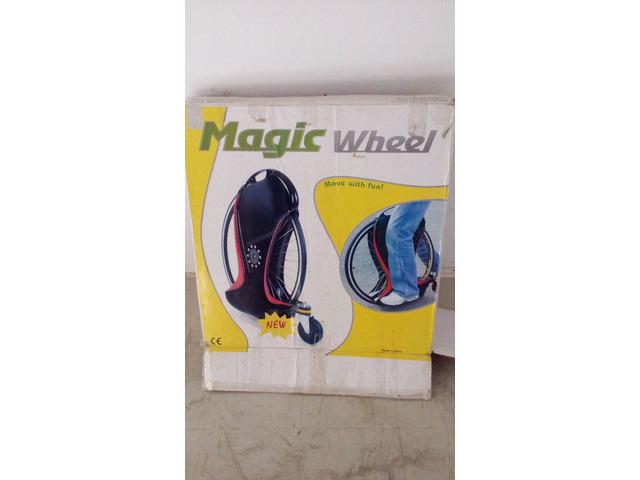 Monopattino Monociclo Monoruota Magic Wheel - 3/8
