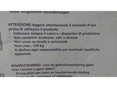 Monopattino Monociclo Monoruota Magic Wheel - 4