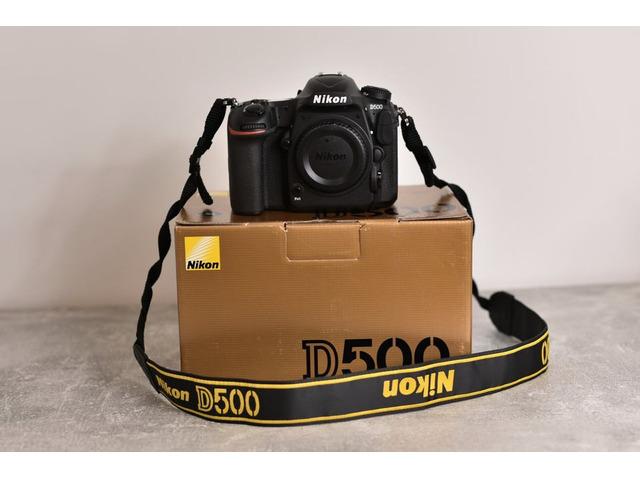 Nikon D500 + BG Meike (NO NITAL) - 1/5