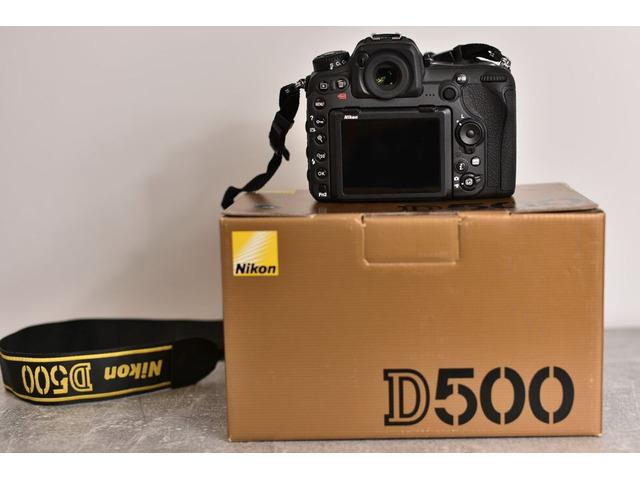 Nikon D500 + BG Meike (NO NITAL) - 2/5