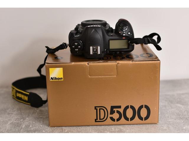 Nikon D500 + BG Meike (NO NITAL) - 3/5