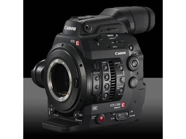 Noleggio Canon C300 Mark 2 con operatore - 1