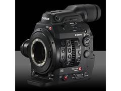 Noleggio Canon C300 Mark 2 con operatore
