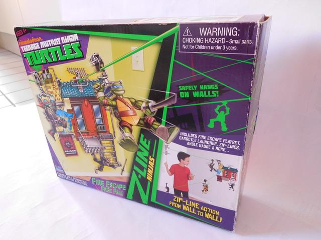 Ninja Z-Line con carrucole - 1/2