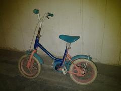Vendesi bicicletta per bimba 1-3 anni