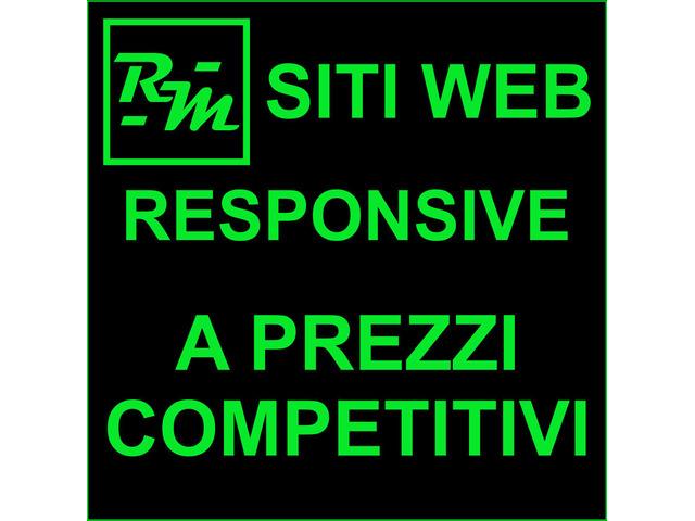 Realizzazione siti web a prezzi competitivi - 2/2