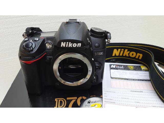 Nikon d7000-corpo maccina+obbiettivo - 3/8