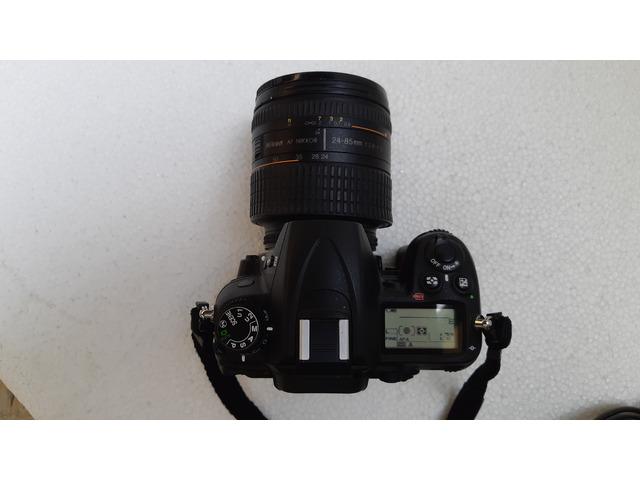 Nikon d7000-corpo maccina+obbiettivo - 5/8