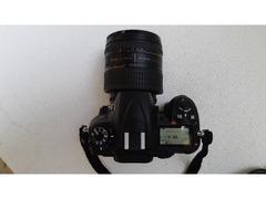 Nikon d7000-corpo maccina+obbiettivo - 5