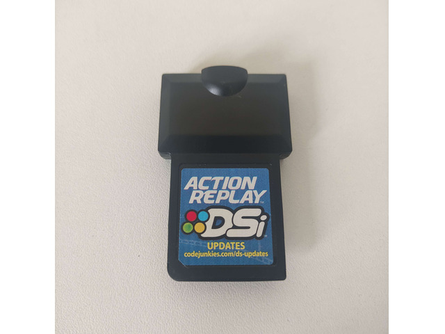 Action Replay Updates Blue Dsi - 1/1