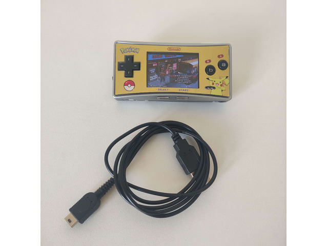 Console Nintendo Game Boy Micro - 1/1