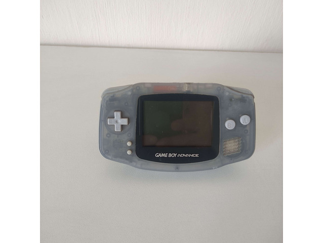 Glacier Gameboy Advance GBA non funzionante! modello N. AGB-001 - 1/1