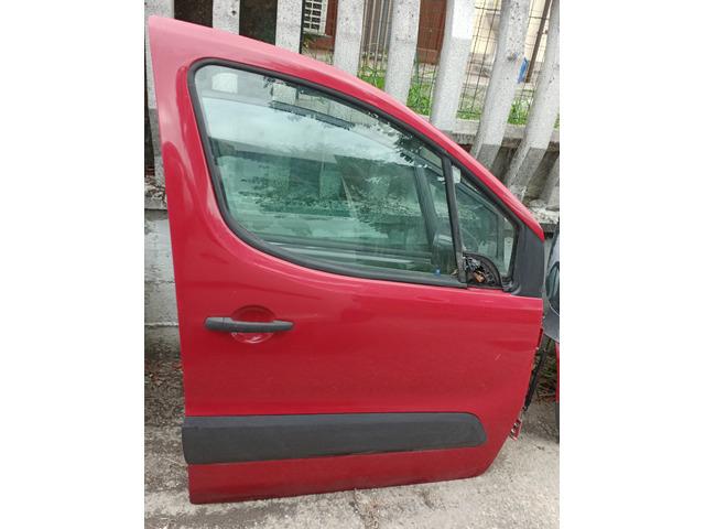 Porta portiera sportello Peugeot Partner 2013 - 2/2