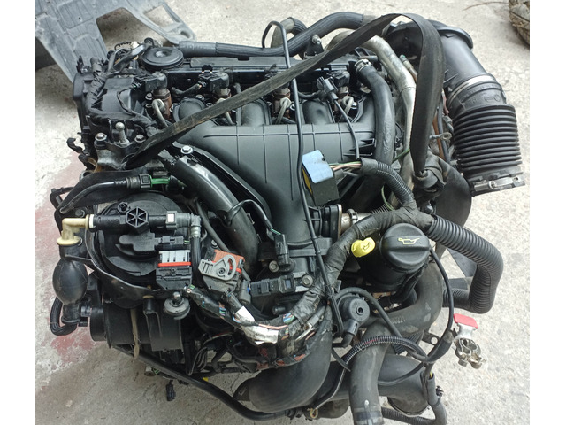 Motore Citroen C4 picasso 2.0 HDI RHJ (RHR - RHK) - 1/4