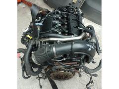 Motore Citroen C4 picasso 2.0 HDI RHJ (RHR - RHK) - 4