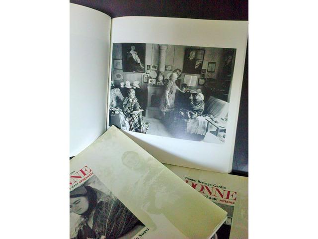 """Gianni Berengo Gardin  n° 3 volumi """"Donne""""  1987 - 2/5"""