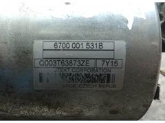 Scatola guida servosterzo Peugeot 207 - 2