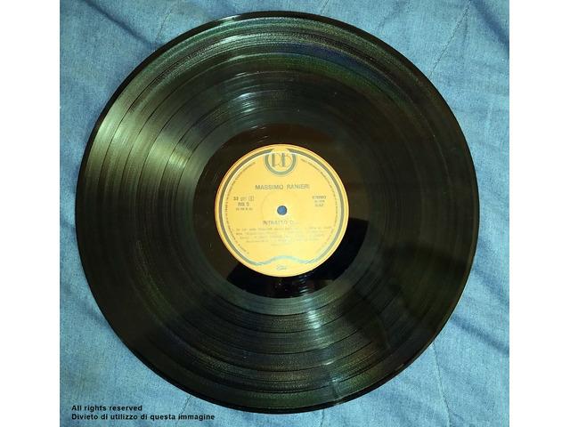 """Vendo LP Originale 33 Giri """"Ritratto di Massimo Ranieri"""" Stampato nel 1976 - 4/4"""