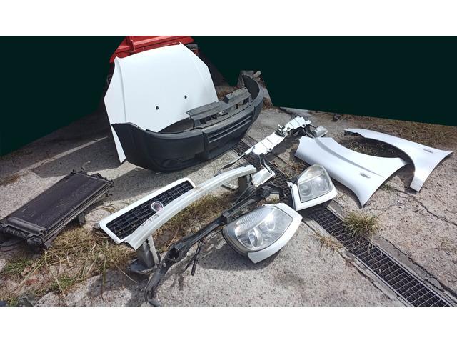 Musata Fiat Doblò 1600 benzina anno 2007 - 1/4