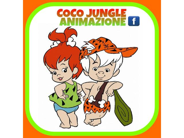 Feste di compleanno Coco Jungle Animazione - 2/7