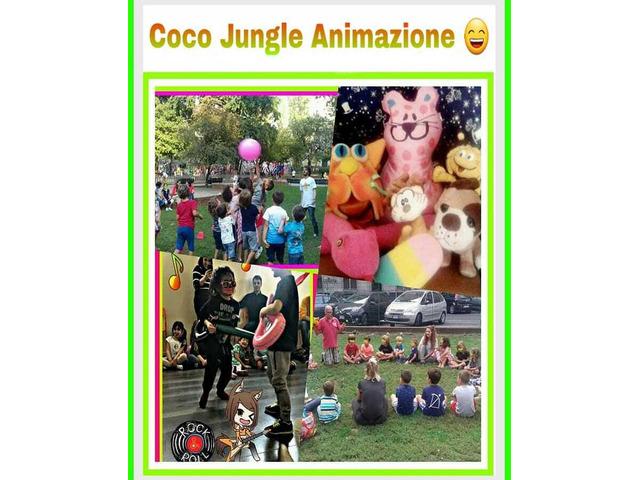 Feste di compleanno Coco Jungle Animazione - 3/7