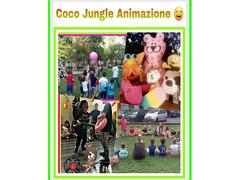 Feste di compleanno Coco Jungle Animazione - 3