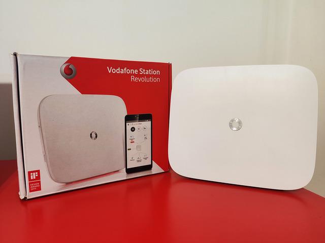 Vendo Modem Router Vodafone Station Revolution! - Milano - 1/4