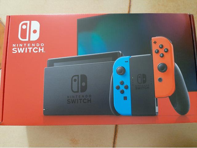 Nintendo switch modello nuovo - 1/1