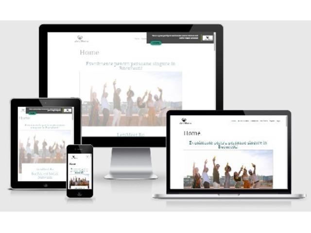 Sito web di presentazione per aziende all'inizio della strada - 2/2