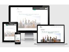 Sito web di presentazione per aziende all'inizio della strada - 2
