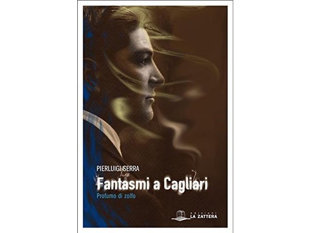 Libro Fantasmi a Cagliari di Serra. - 1/3