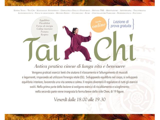 Corso di Tai Chi - 1/2