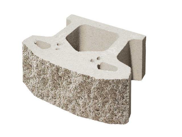 Blocchetti in cemento per realizzare muri e muretti - 1