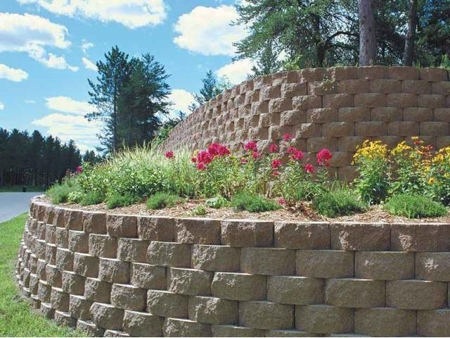 Blocchetti in cemento per realizzare muri e muretti - 4