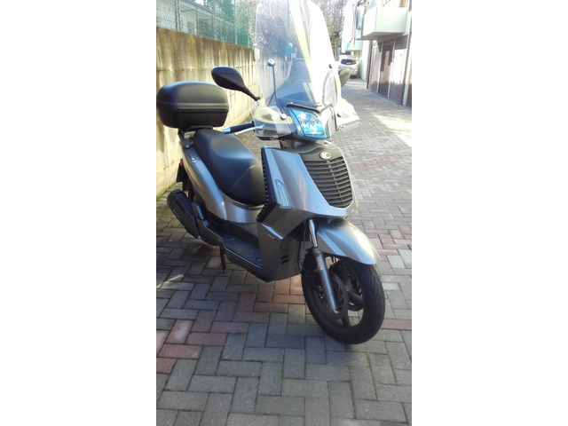 vendo motoscuter KYMCO PEOPLE S 300 I